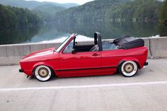 Doesn't get any better than this Cabrio Vw, Golf 1 Cabriolet, Volkswagen Golf Mk1, Vw Mk1, Mk1 Caddy, Audi, Convertible, Vw Scirocco, Vw Classic