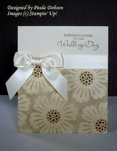 5/8/2012; Paula Dobson at 'Stampinantics' blog using SU products; gives instructions for this card