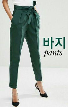 Pants in Korean