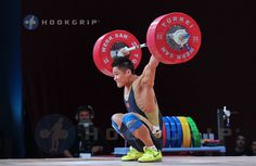 Lu Xiaojun   Snatch WR 77kg Category 176kg.. not bad ;)
