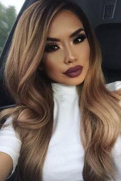 Cute Straight Hairstyles for Long Hair ★ See more: http://lovehairstyles.com/cute-straight-hairstyles-long-hair/