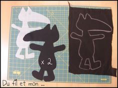 Plusieurs demandes pour le loup fait ICI ,    donc voici enfin un tuto sans prétention de :    Loup, personnage célèbre de la collection ... Wolf, Autism Activities, Red Riding Hood, Mail Art, Diy Crochet, Softies, Felt Crafts, Baby Quilts, Storytelling