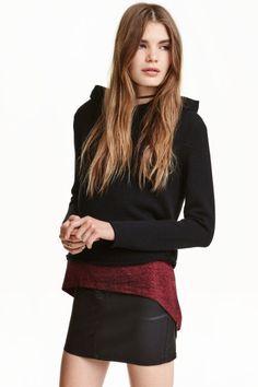 Sweter z kapturem | H&M