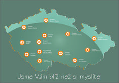 Navštivte naše pobočky, které jsou po celé ČR:) www.goopan.cz