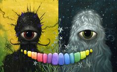 """""""Mother and Father"""" - Jeff Soto"""