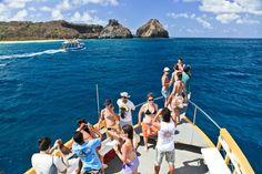 boat trips - Fernando de Noronha, Pernambuco