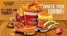 Pollito's Chicken Franchise Pollito's gives a fresh breath of air in the cluttered Chicken Quick Service Restaurant market. l