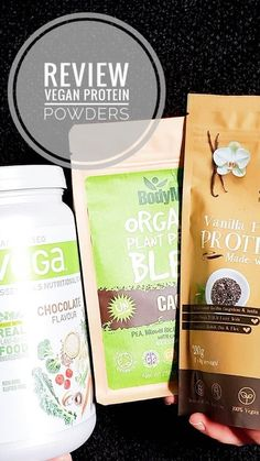 Vegan Protein Powders: The Good, The Bad and The Chalky Clean Protein Bars, Protein Shakes, Vegan Protein Powder, Protein Blend, Malt Milkshake, Non Organic, Weight Loss Shakes, Chocolate Flavors, Low Sugar