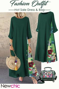 Shop Now! Fashion Outfit For Summer Dressing Shop Now! Fashion Outfit For Summer Dressing Boho Fashion Summer, Summer Fashion Outfits, Fasion, Summer Work Outfits, Summer Dresses, Fall Dresses, Mode Chic, Plus Size Fashion For Women, Teenager Outfits