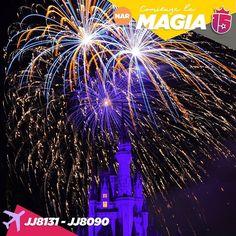 Turno del grupo #naranjaF17 de salir a buscar su sueño!  Nos vamos a #Disney! #e15 #febrero2017
