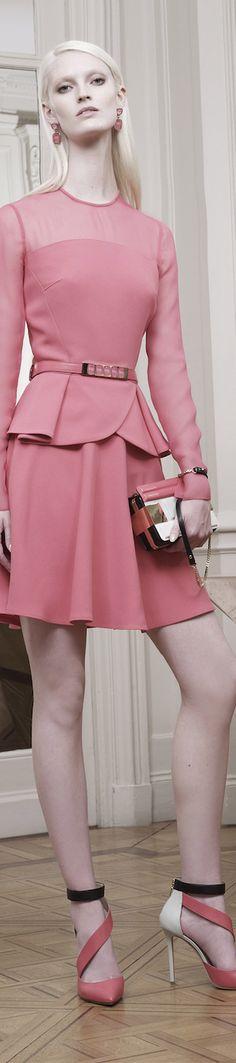 Elie Saab Resort 2015 Collection #fashion