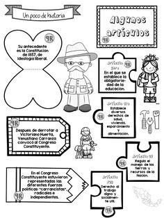 Educación en México , recursos educativos, estrategias didácticas TIC´S , primaria How To Treat Acne, Interactive Notebooks, Fourth Grade, Kids Education, Social Studies, Activities For Kids, Homeschool, Classroom, Science