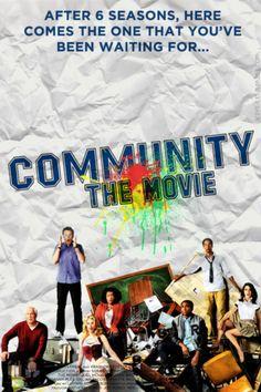 Community, Six Seasons and a Movie