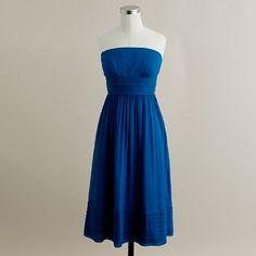 Matisse Blue Bridesmaids Dress