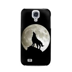 Wolf Howling At The Moon Case