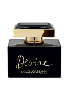 #dolcegabbana The One Desire fragrance