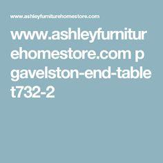 www.ashleyfurniturehomestore.com p gavelston-end-table t732-2