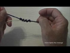 Uni to Uni Knot - Fishing Knot Leader to Line