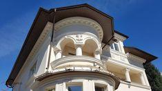 Proiect Casa Rezidentiala zona Podul Grant, Bucuresti – Profile Decorative Design Case, Notre Dame, Inventions, Exterior, Building, Profile, House, Travel, Decor