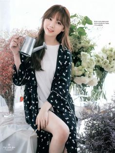 Lovelyz Kei for Him Magazine