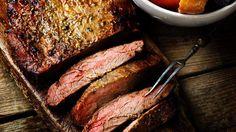 Doch während das Flank Steak in den USA sehr beliebt ist, fristet es hierzulande eher ein Schattendasein.  (Quelle: Thinkstock by Getty-Images)
