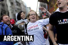 Corte Suprema declara constitucionalidade de Lei de Mídia na Argentina