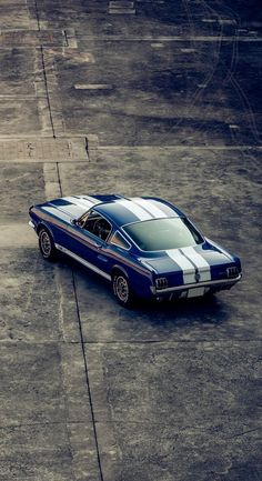 """h-o-t-cars: """"Ford Mustang Shelby 1966 by Annika Buetschi"""" - Autos - Motocicletas Ford Mustang Shelby, Ford Mustangs, Shelby Gt500, Mustang Cars, 1966 Mustang Fastback, Classic Mustang, Ford Classic Cars, Bmw Classic, Muscle Cars Vintage"""