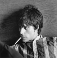 Jeff Beck, 1965. Photo by Dominique Tarlé.