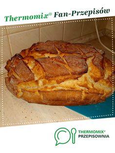 CHLEB Z GARA NA MAŚLANCE jest to przepis stworzony przez użytkownika jwoow. Ten przepis na Thermomix<sup>®</sup> znajdziesz w kategorii Chleby & bułki na www.przepisownia.pl, społeczności Thermomix<sup>®</sup>. Banana Bread, French Toast, Food And Drink, Cooking, Breakfast, Desserts, Thumbnail Image, Kitchens, Thermomix