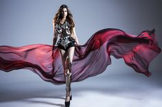 MAISON FINCH - SHOCK  PH - Santiago Quiceno Styling, Hair & Makeup - Julian Pinzón  Model - Ariadna Gutierrez