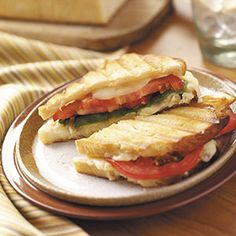 Panini Recipes                     -                                                   Served for breakfast, lunch or dinner, these favorite panini recipes (like chicken paninis, ham paninis and chocolate paninis) add a warm, flavorful crunch to any meal.