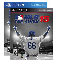 Win MLB The Show 15 for PS3 or PS4 - Trade4Cash