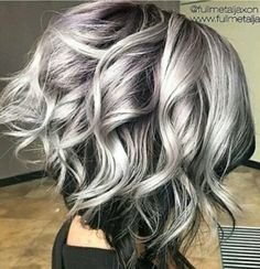For when I'm ready to go grey. ; )