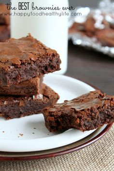 The Best Brownies Ever Recipe on Yummly