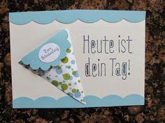 Sconebeker Stempelscheune - Stampin up Sets :  Großes Glück, Perpetual Birthday Calendar, Kleine Wünsche,