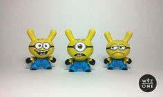 Despicable Me Minion Dunnys from WuzOne