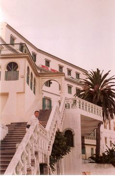 Tangier Morocco, Riad Marrakech, Gran Hotel, Moorish, Beautiful Architecture, Places Ive Been, Cinema, Mansions, House Styles