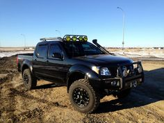 2014 Nissan Frontier Pro 4X Lifted