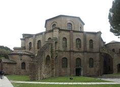 San Vitale, Ravenna    © 2006 Mary Ann Sullivan