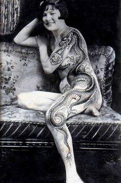 Original Girl with the Dragon Tattoo