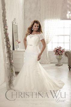 Christina Wu Love 29264 Wedding Dress