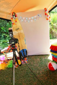 Disney Teen Beach Movie Kids Party Candy Buffet and Photo Booth by Supakids SA - Cape Town www.supakids.co.za