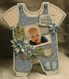 Baby Boy Scrapbook, Mini Scrapbook Albums, Baby Boy Cards, Baby Invitations, Baby Album, Baby Pillows, Marianne Design, Infant Activities, Baby Crafts