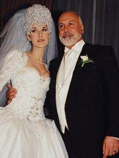 Mariage De Celine Dion Rene Angelil Quebec Samedi 17 Decembre 1994