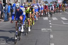 #DDV 72nd Dwars door Vlaanderen 2017 / Men Tim DECLERCQ (BEL)/ Peloton / Roeselare - Waregem (203,3km) / Men / DDV / Flanders Classics /