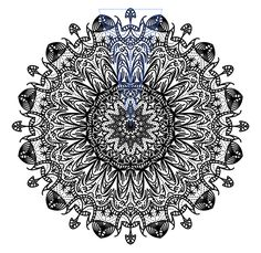 There's a couple of methods for creating complex circular patterns in Adobe Illustrator. One technique uses pattern brushes, but it involves designing multiple patterns that seamlessly repeat, which can be a difficult task in itself. Alternatively, you can make use of Illustrator's symbol feature to create a pseudo kaleidoscope effect where a segment of your …