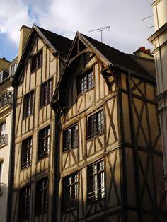 Le Marais, Paris IV