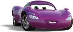 Disney Pixar Cars 2 Holley Shiftwell Exclusivo Nmgcars!!!