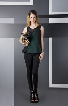 * Polo Lady S/. 79 * Leggings Julie S/. 99