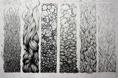 Texture sketch, texture drawing, pencil texture, texture art, line Texture Sketch, Texture Drawing, Texture Art, Pencil Texture, Pencil Shading, Visual Texture, Sketchbook Drawings, Art Sketches, Art Drawings